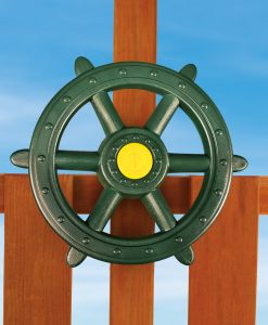 Large Ship's Wheel