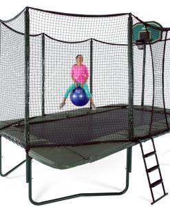 Rectangular 10x17 Variable Bounce Trampoline