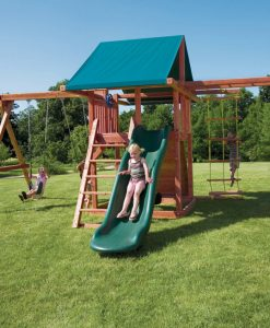 Grand Stand Swing Set