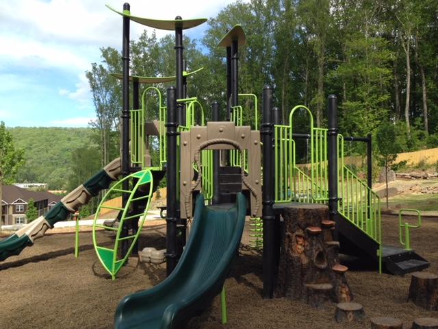 Mountain View Apartments Playground