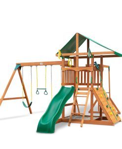 Outing Vinyl Roof with Monkey Bars
