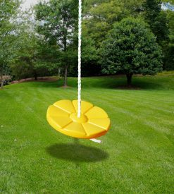 Disc Swing with Rope
